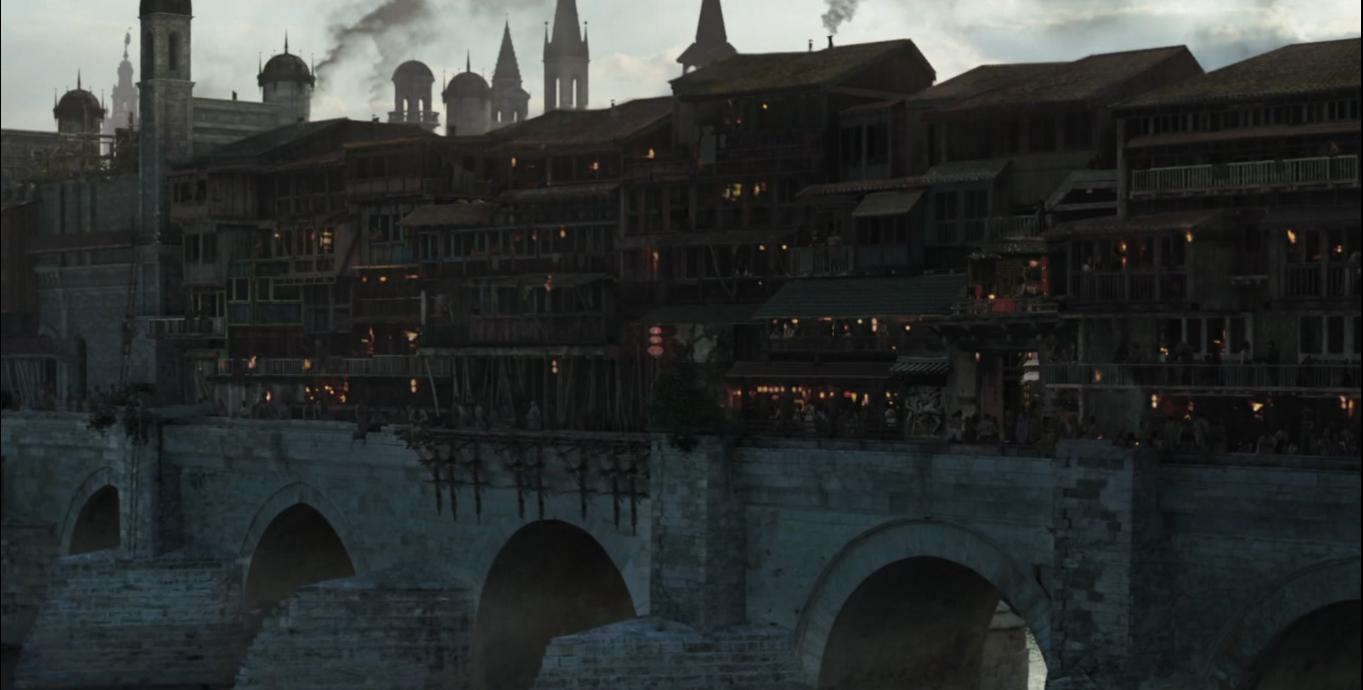 Puente Largo de Volantis, ruta juego de tronos - Los viajes de Margalliver